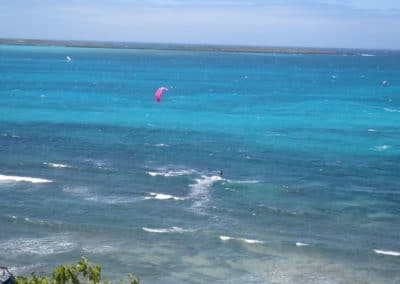 La vue du resto 3-mazavaloha-ecole-kite-mer-emeraude-madagascar